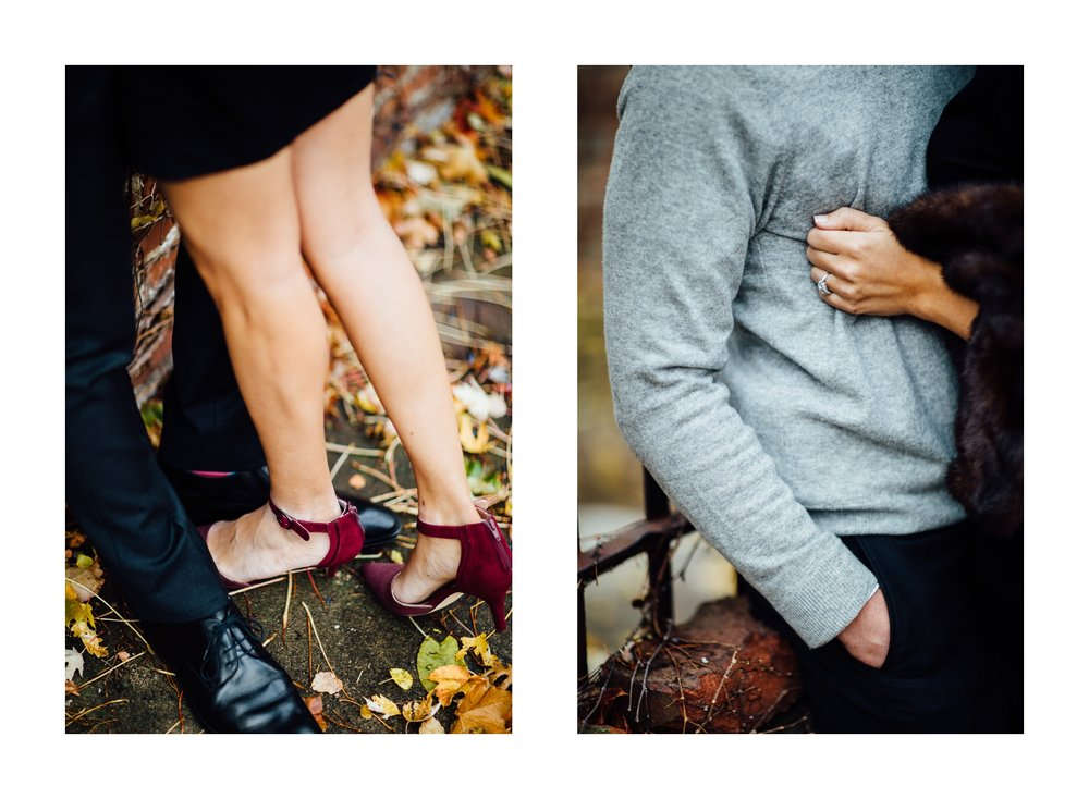 Fall Engagement in Little Italy Cleveland Wedding Photographer 12.jpg