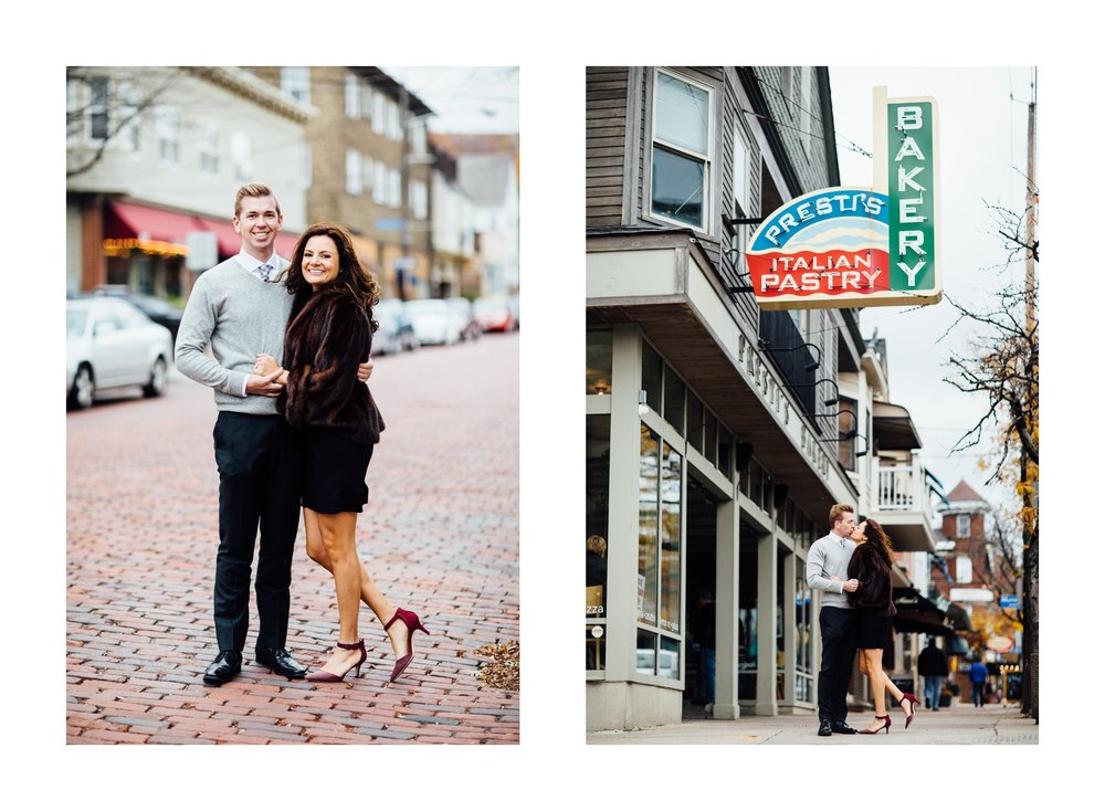 Fall Engagement in Little Italy Cleveland Wedding Photographer 15.jpg