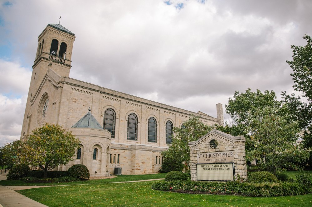 Cleveland Wedding Photographer at St. Christophers in Rocky River 14.jpg
