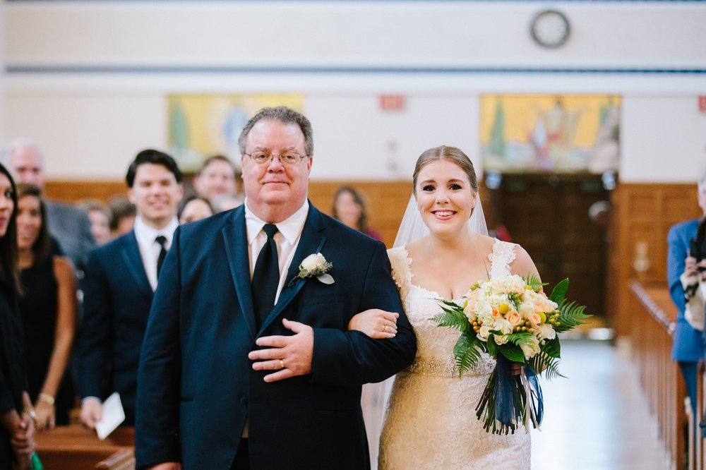 Cleveland Wedding Photographer at St. Christophers in Rocky River 16.jpg