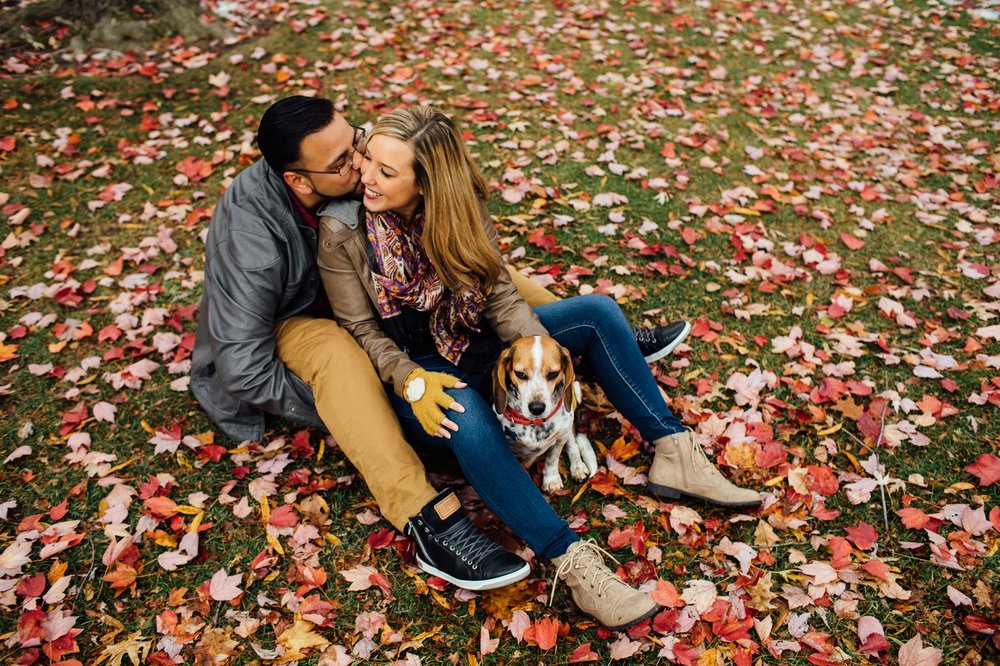 Fall Engagement Session in Oberlin Ohio 5.jpg