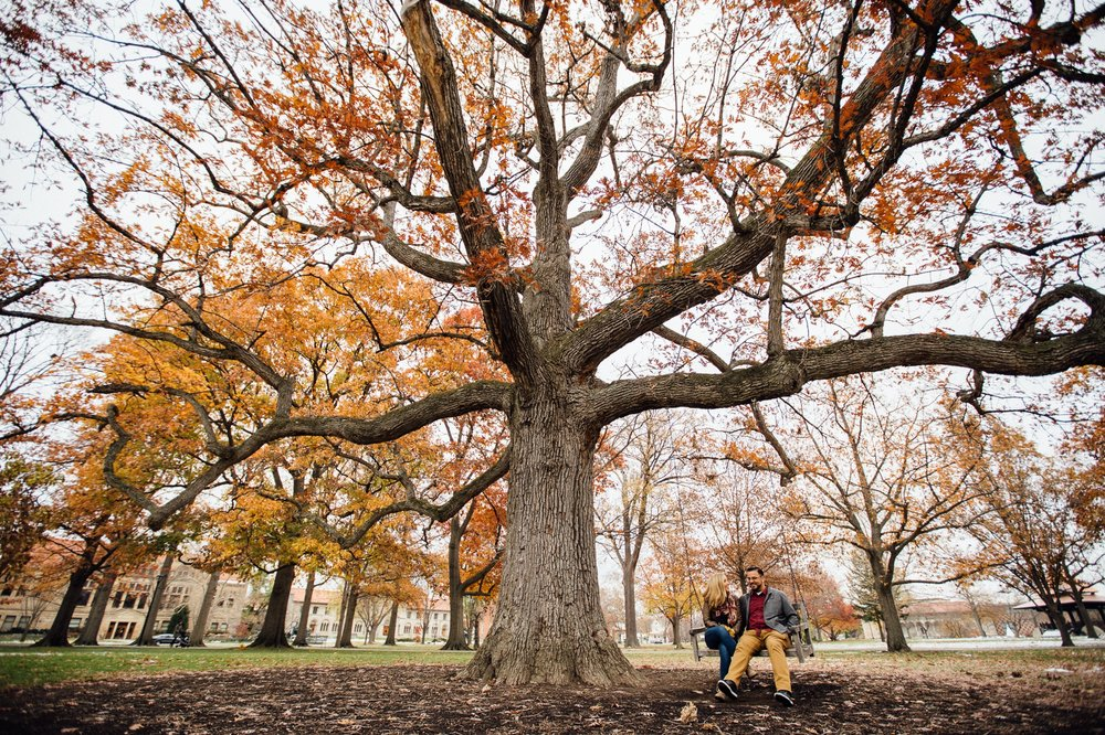Fall Engagement Session in Oberlin Ohio 11.jpg