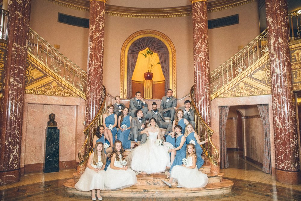 Severance Hall Wedding Photographers in Cleveland 46.jpg