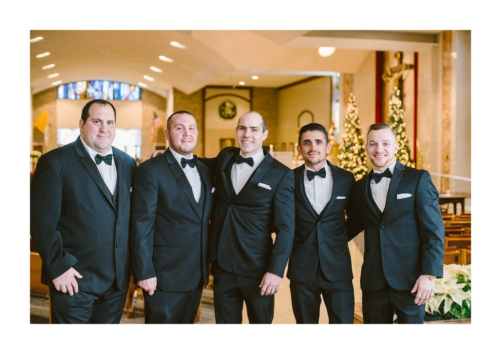 Cleveland New Years Eve Wedding Photographer at Key Center 14.jpg