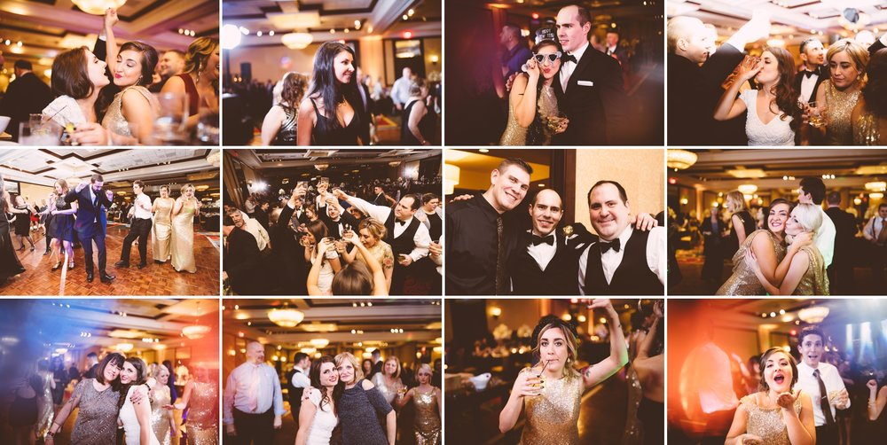 Cleveland New Years Eve Wedding Photographer at Key Center 67.jpg