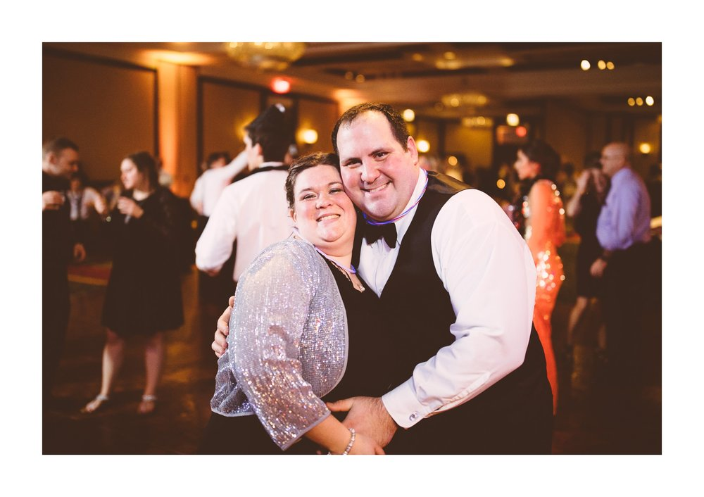 Cleveland New Years Eve Wedding Photographer at Key Center 74.jpg