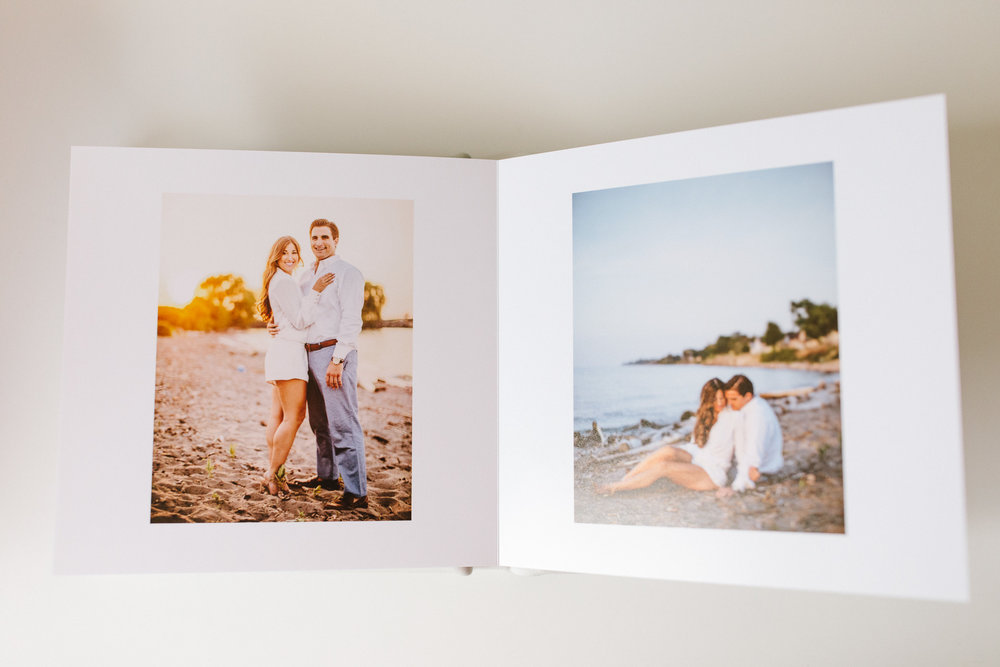 True photographic prints make the images look exceptional.