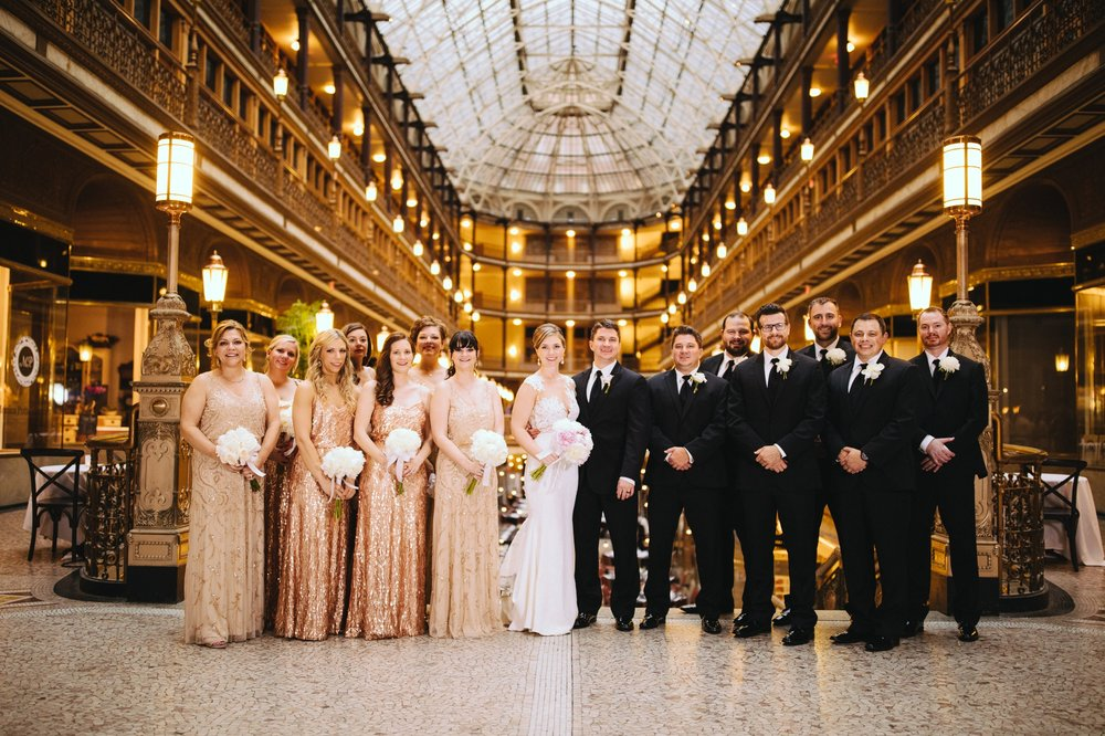 Hyatt Regency Cleveland at The Old Arcade Wedding Photos 48.jpg
