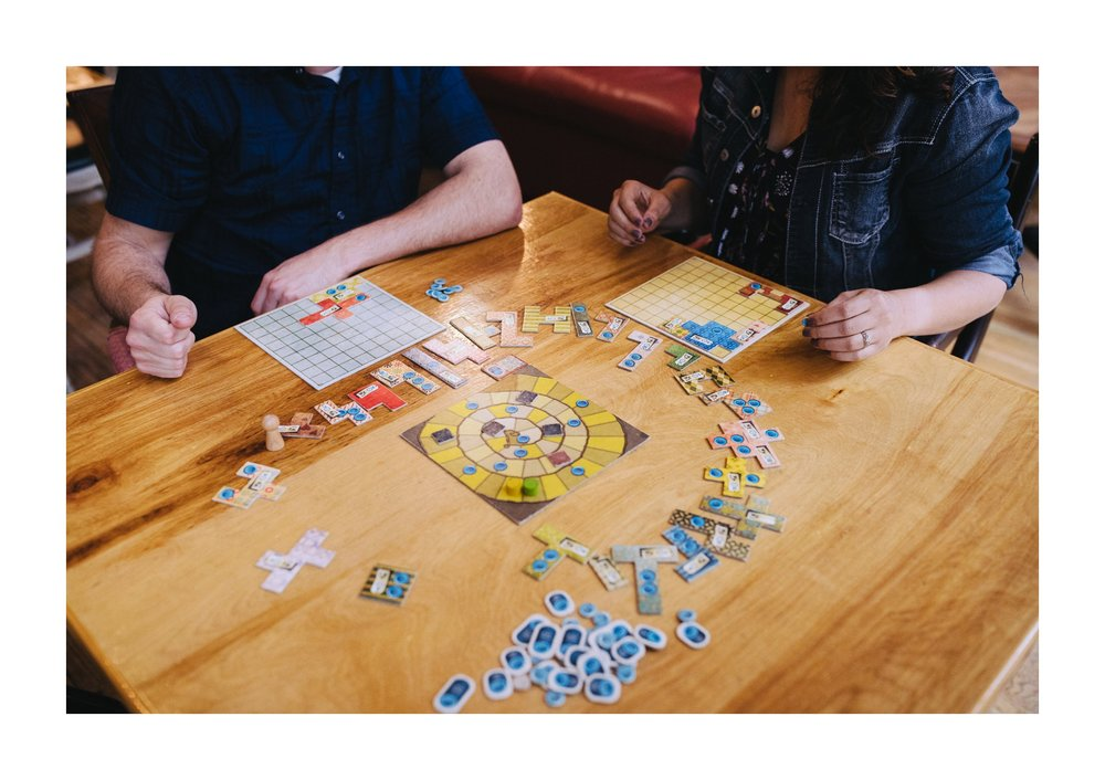 Cleveland Tabletop Board Game Cafe Engagement Photos in Ohio City 9.jpg