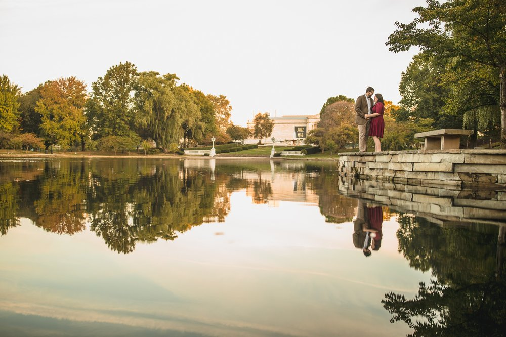 Cleveland Engagement Session at Wade Oval Park 1.jpg