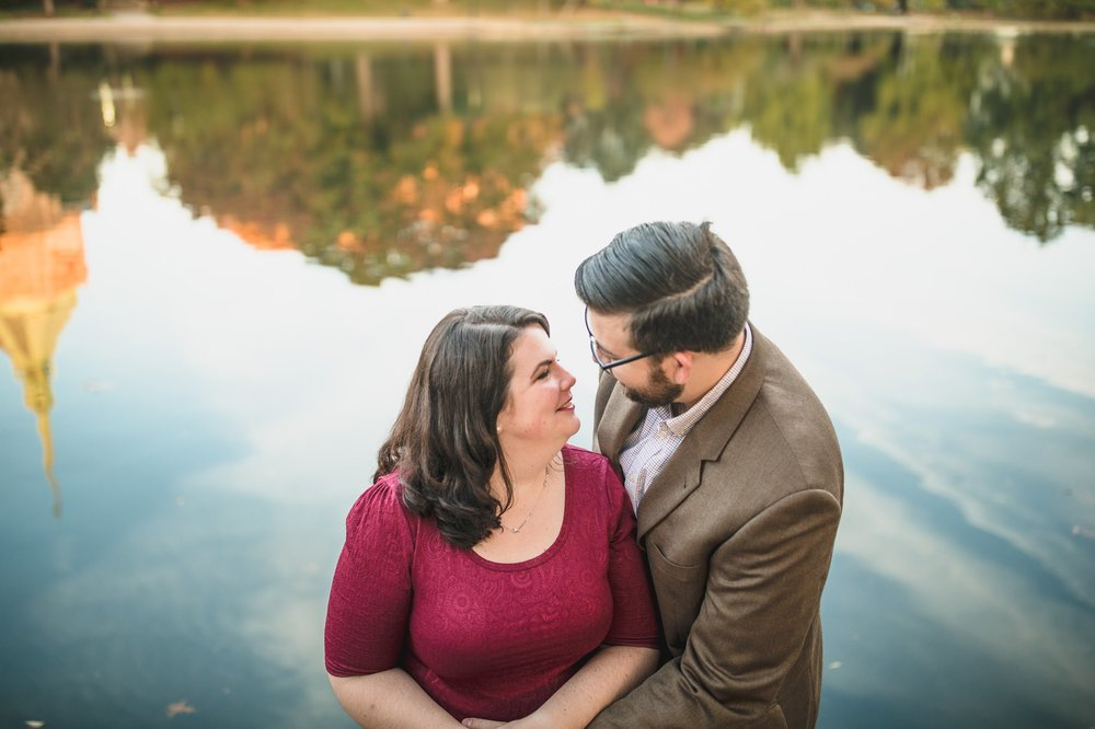 Cleveland Engagement Session at Wade Oval Park 3.jpg