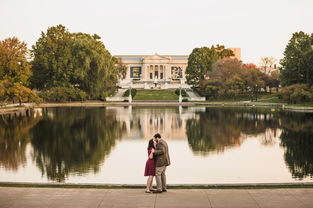 Cleveland Engagement Session at Wade Oval Park 5.jpg