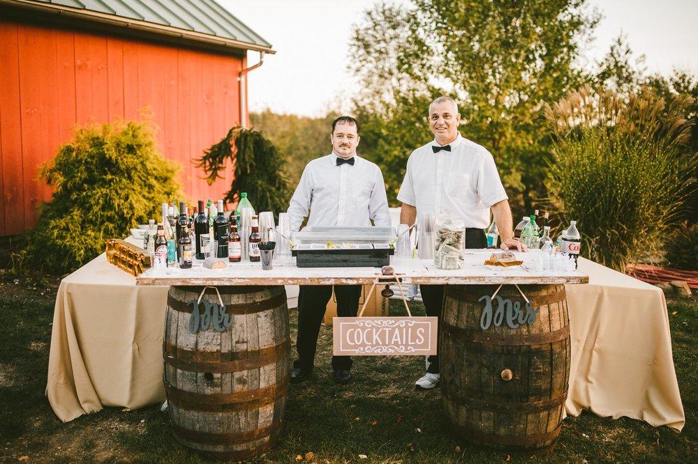 Gish Barn Rustic Chic Wedding Photographer in Ohio 101.jpg