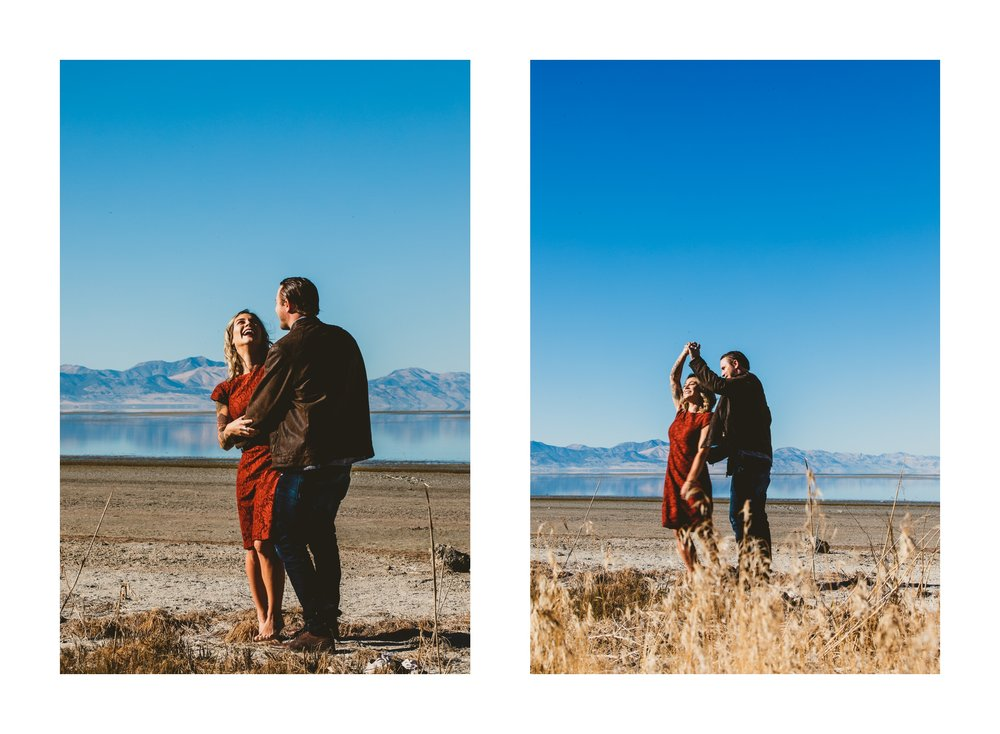 Antelope Island Salt Lake City Utah Engagement Photographer 3.jpg