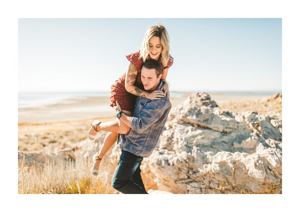 Antelope Island Salt Lake City Utah Engagement Photographer 16.jpg