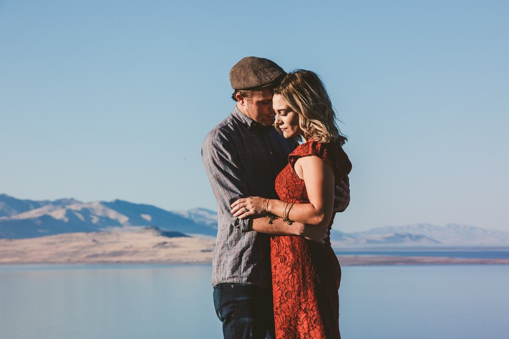 Antelope Island Salt Lake City Utah Engagement Photographer 30.jpg