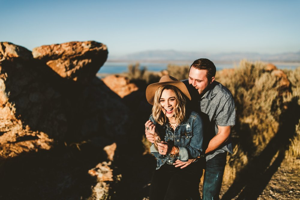 Antelope Island Salt Lake City Utah Engagement Photographer 43.jpg