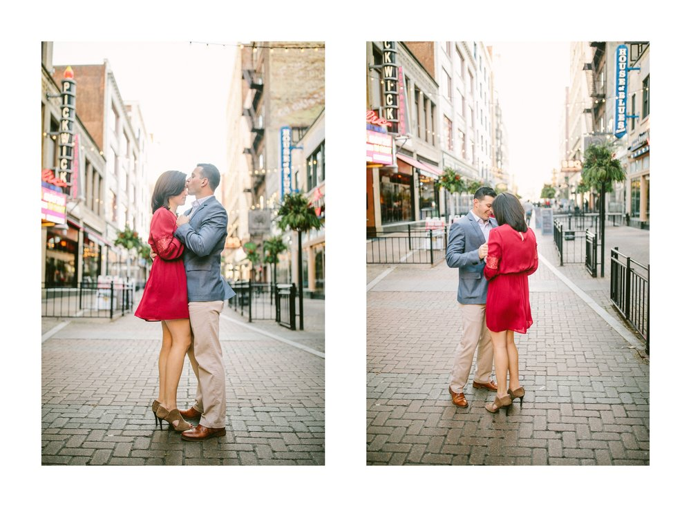 Downtown Cleveland Engagement Session East 4th 10.jpg
