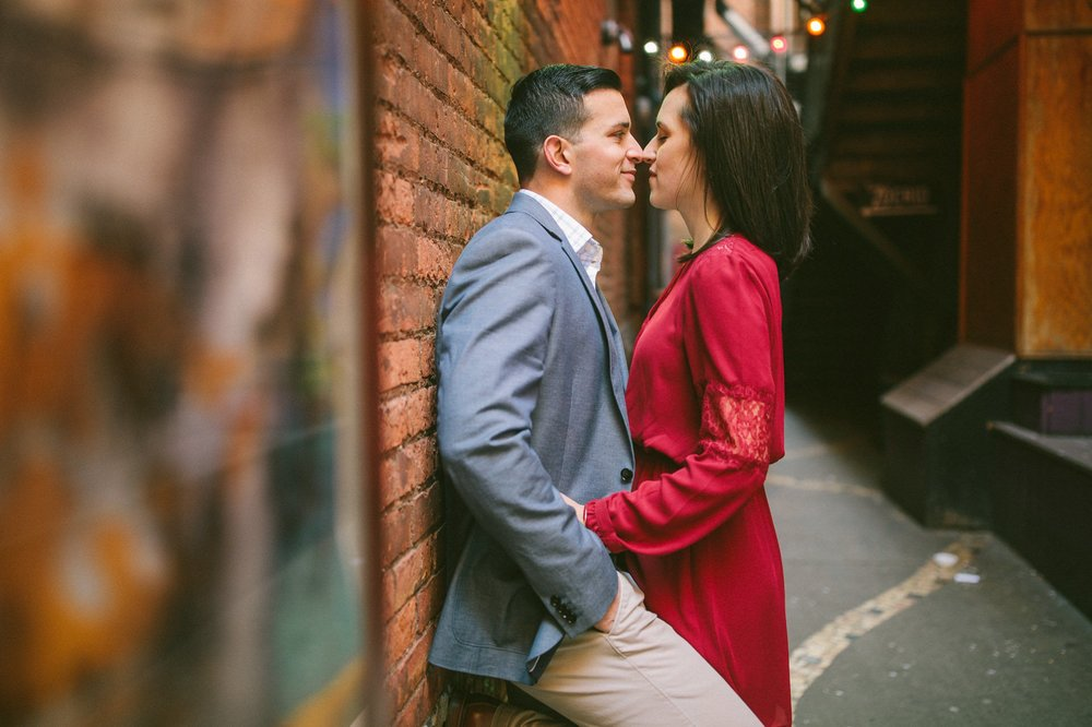Downtown Cleveland Engagement Session East 4th 13.jpg