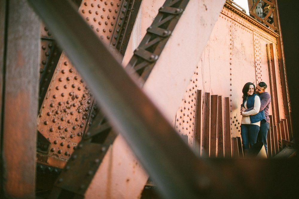 Downtown Cleveland Engagement Session East 4th 27.jpg