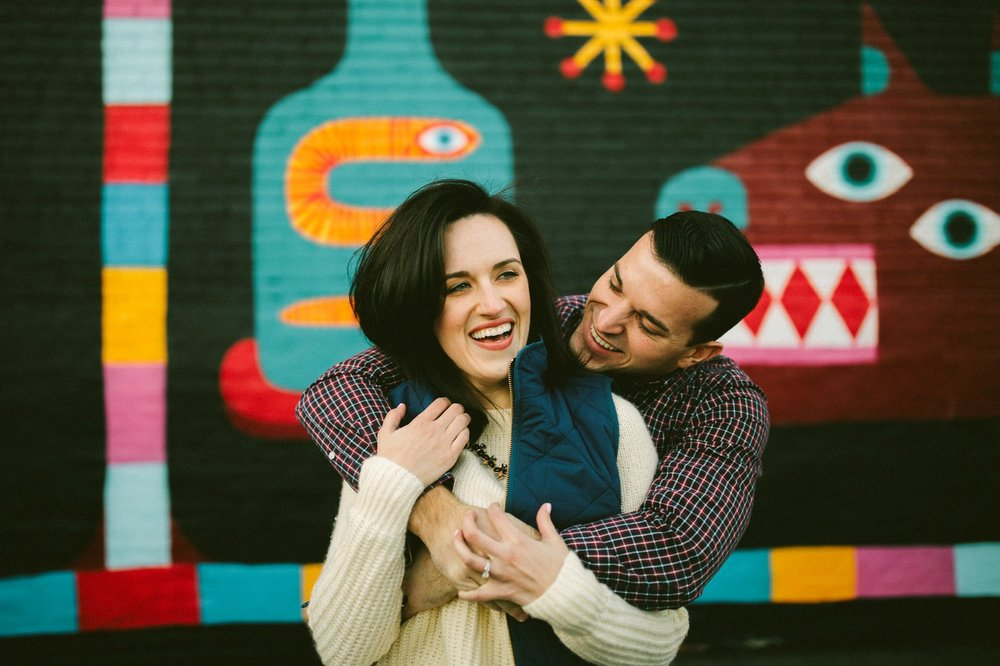 Downtown Cleveland Engagement Session East 4th 31.jpg