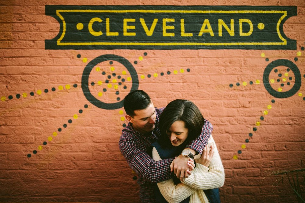 Downtown Cleveland Engagement Session East 4th 35.jpg