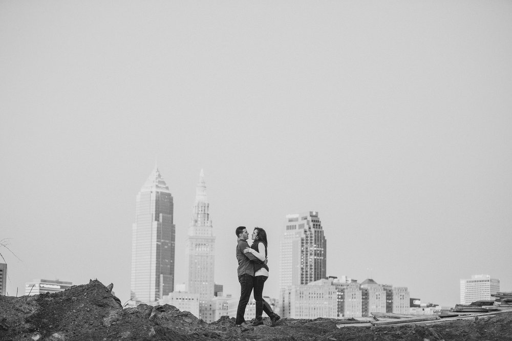 Downtown Cleveland Engagement Session East 4th 41.jpg