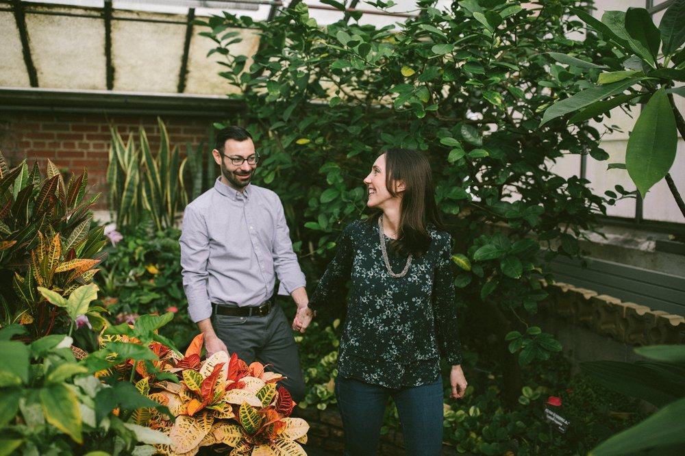 Cleveland Engagement Session at Rockefeller Greenhouse 10.jpg