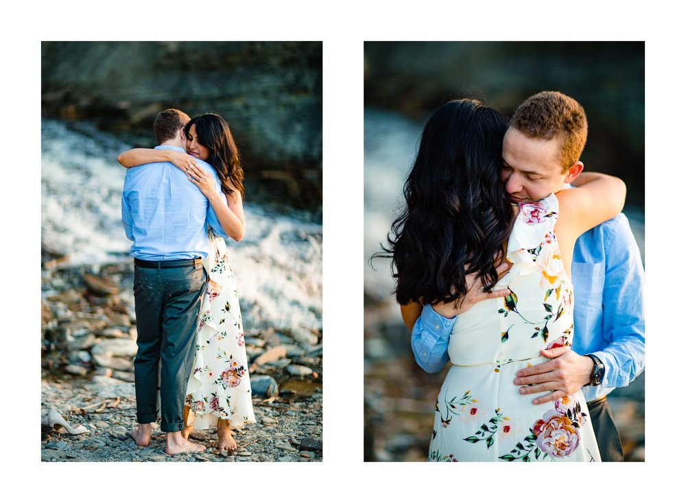 Cleveland Edgewater Beach Engagement Session 22.jpg