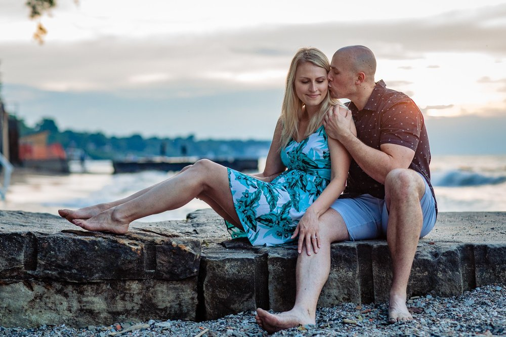 Cleveland Engagement Session at Huntington Beach 12.jpg