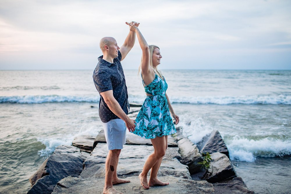 Cleveland Engagement Session at Huntington Beach 16.jpg