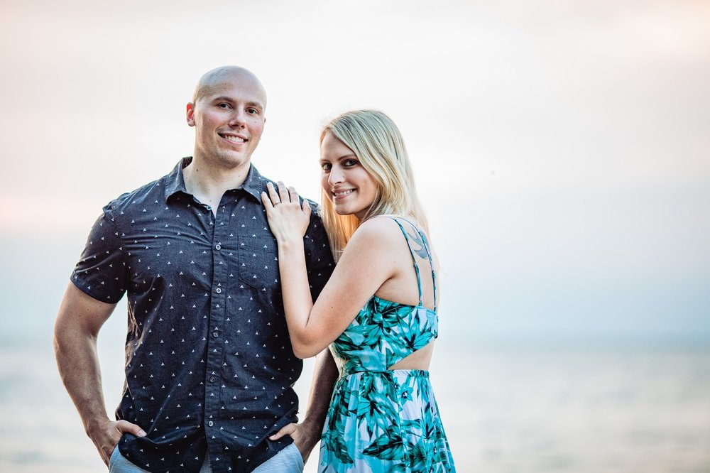 Cleveland Engagement Session at Huntington Beach 18.jpg