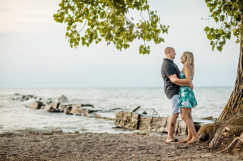 Cleveland Engagement Session at Huntington Beach 20.jpg