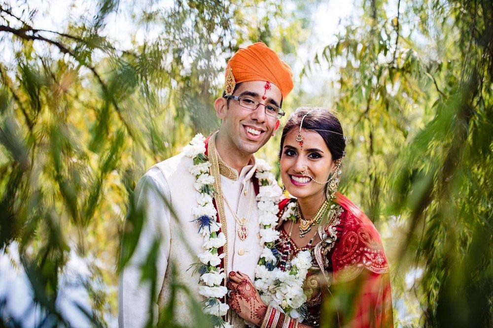 Succop Nature Park Conservancy Indian Wedding Photographer in Butler Pennsylvania 1.jpg