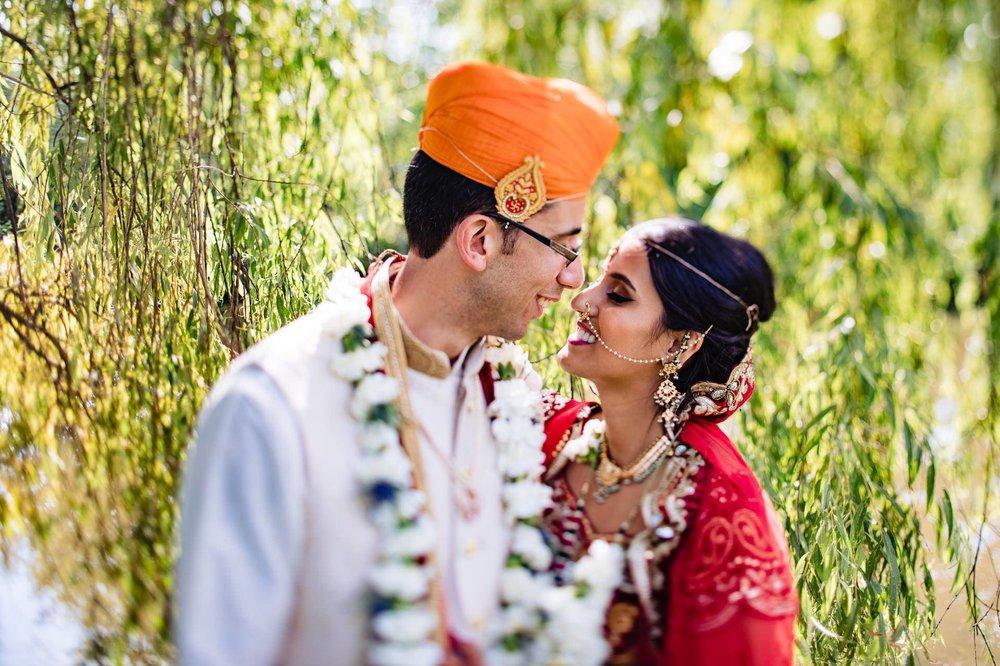 Succop Nature Park Conservancy Indian Wedding Photographer in Butler Pennsylvania 99.jpg