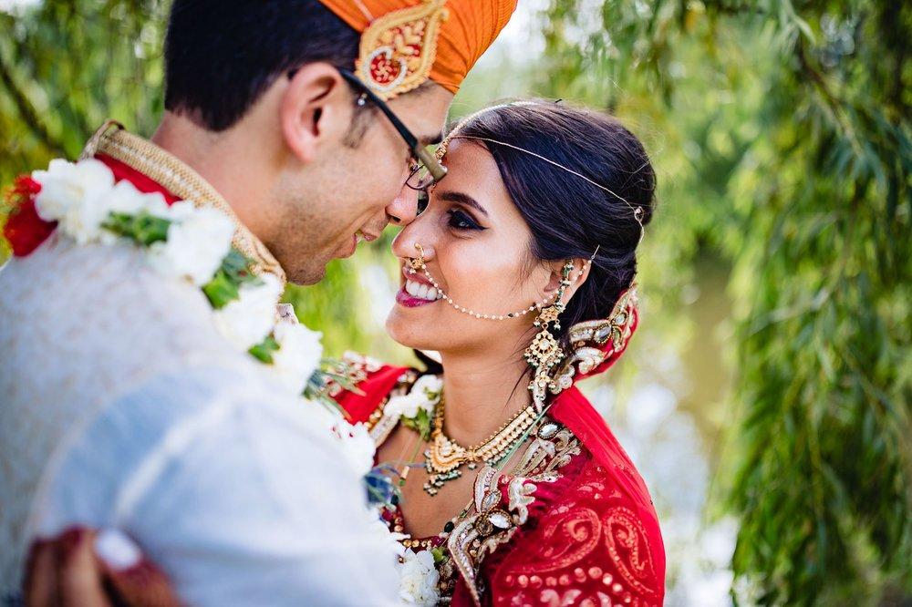 Succop Nature Park Conservancy Indian Wedding Photographer in Butler Pennsylvania 103.jpg