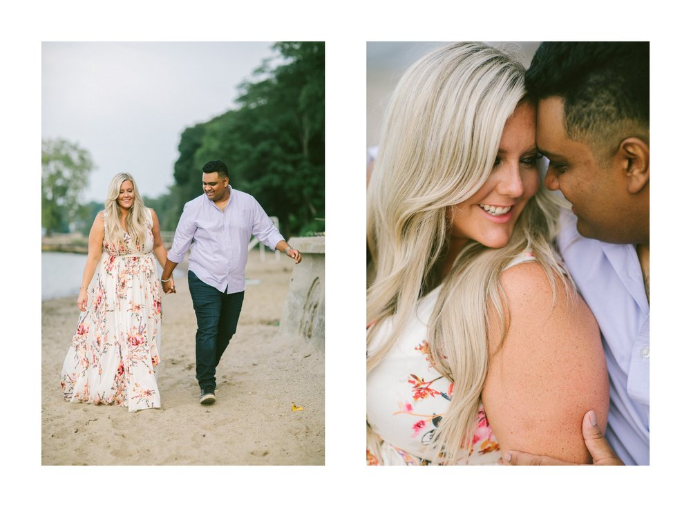 Edgewater Beach Engagement Session in Cleveland 4.jpg