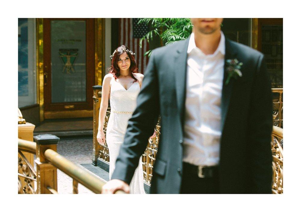 Hyatt Arcade Downtown Cleveland Wedding Photographer 12.jpg