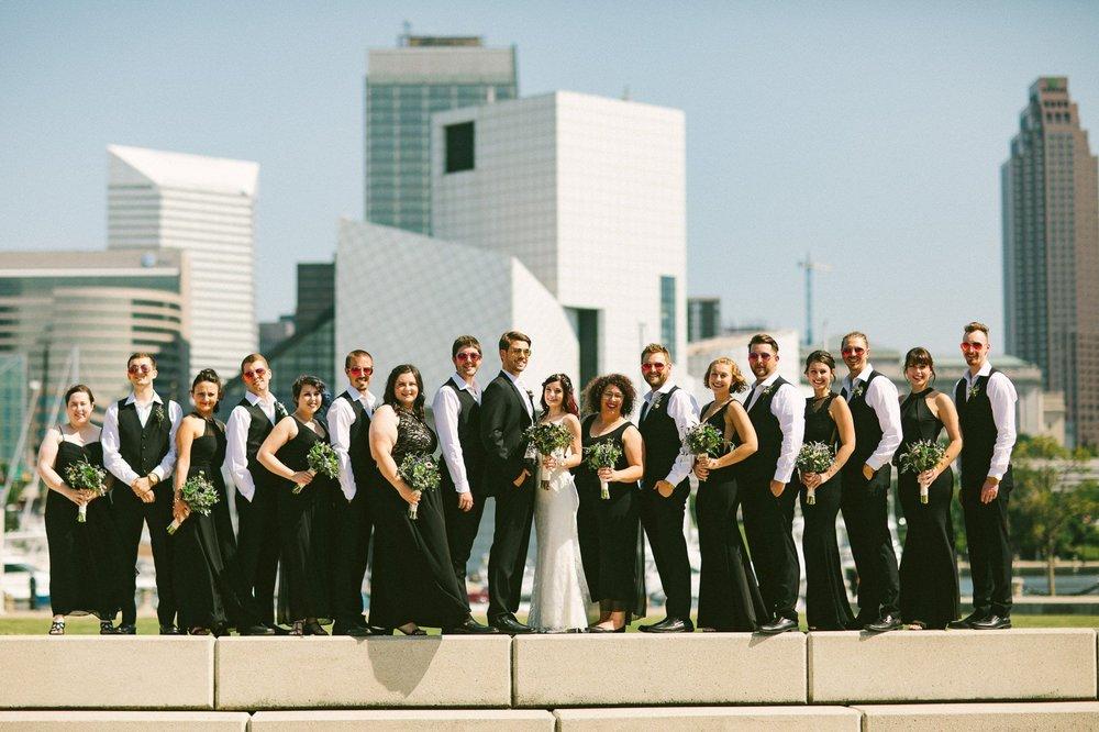 Hyatt Arcade Downtown Cleveland Wedding Photographer 34.jpg