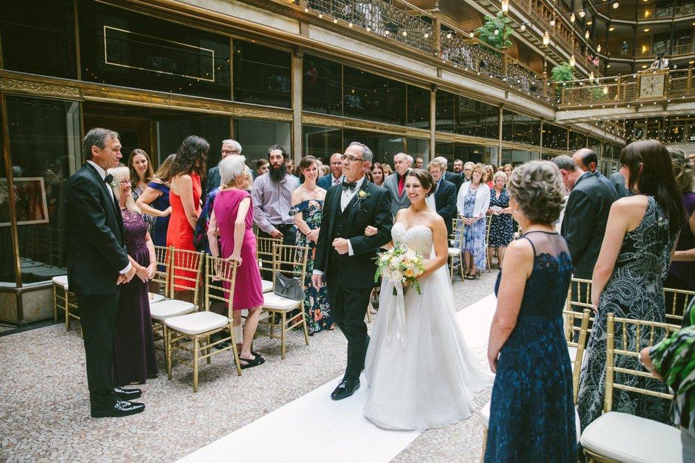 0063 - Hyatt Arcade Wedding Photographer Clevelane 13.JPG