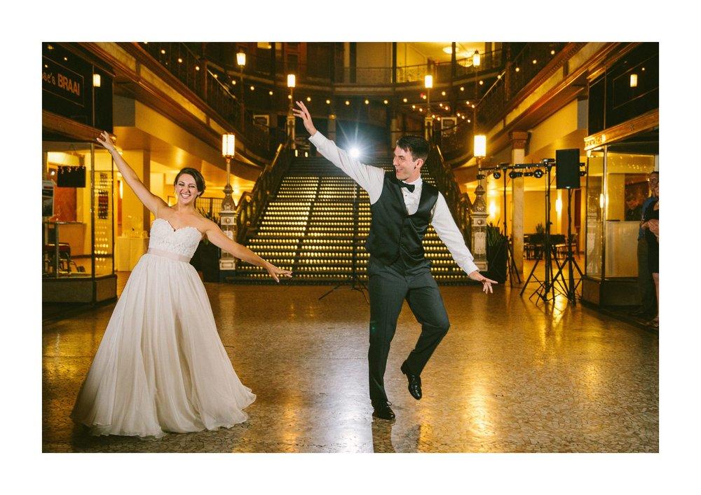 0088 - Hyatt Arcade Wedding Photographer Clevelane 38.JPG