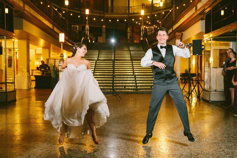 0087 - Hyatt Arcade Wedding Photographer Clevelane 37.JPG