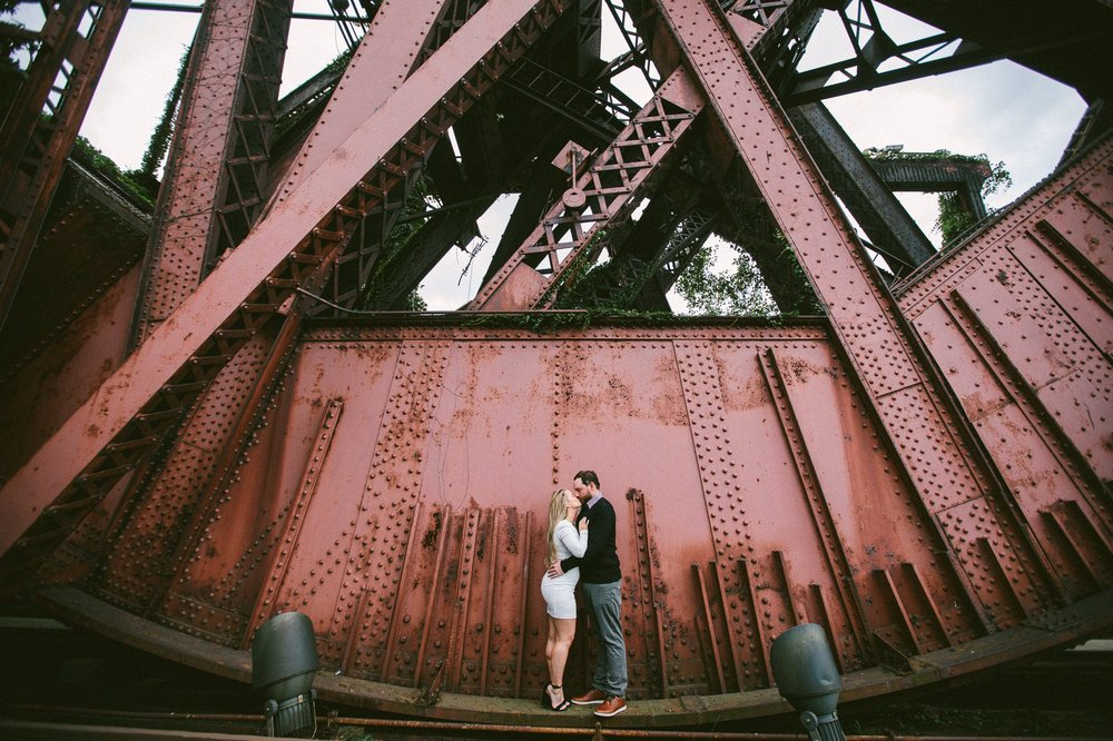 Cleveland Engagement Photographer in the Flats 12.jpg