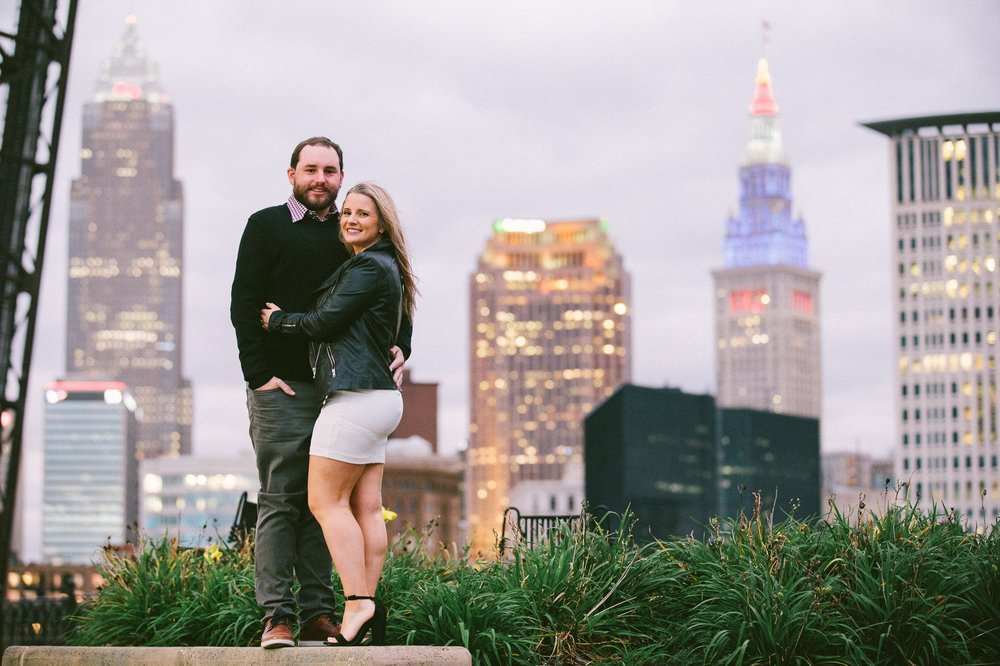 Cleveland Engagement Photographer in the Flats 25.jpg