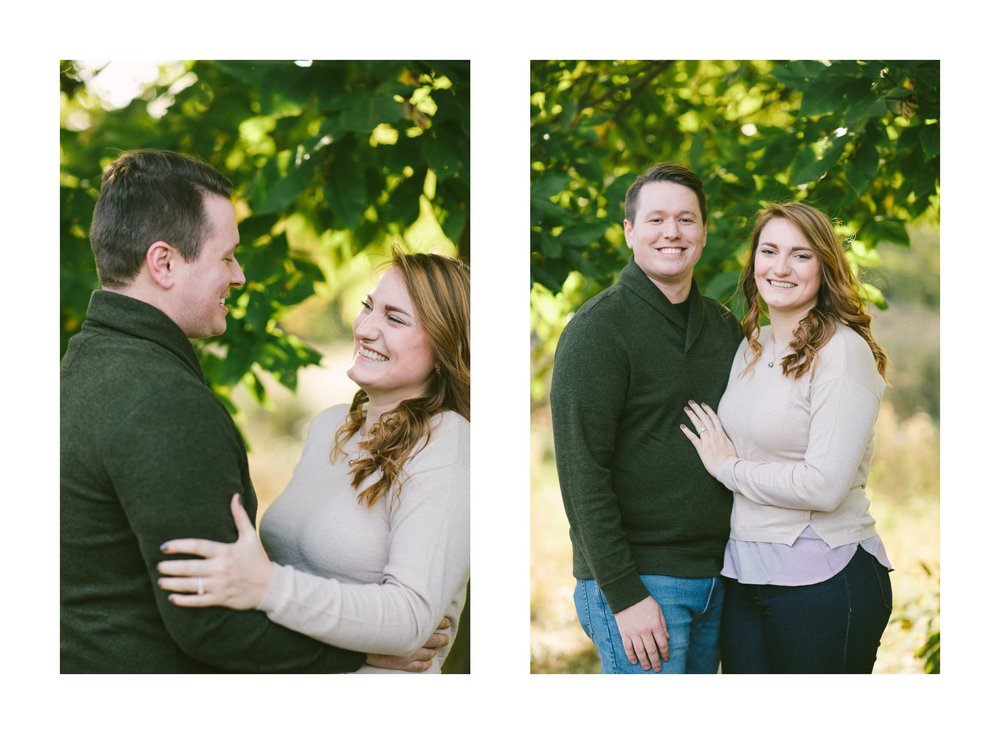 Cleveland Fall Engagement Session at Pattersons Fruit Farm 2.jpg