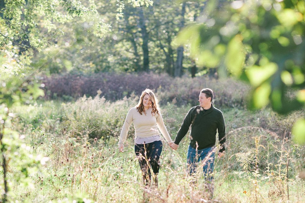 Cleveland Fall Engagement Session at Pattersons Fruit Farm 3.jpg