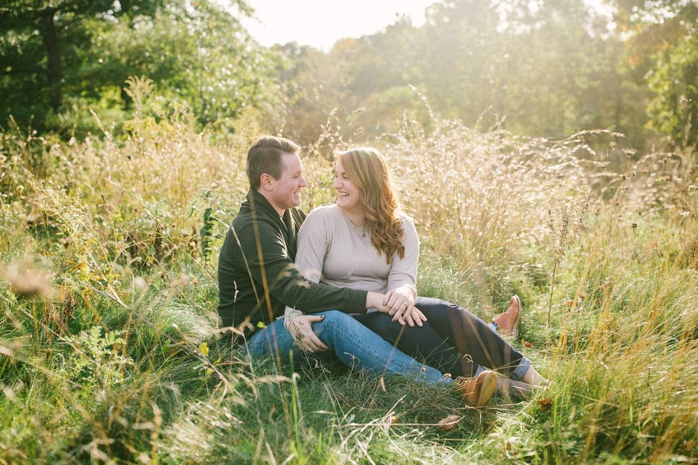 Cleveland Fall Engagement Session at Pattersons Fruit Farm 5.jpg
