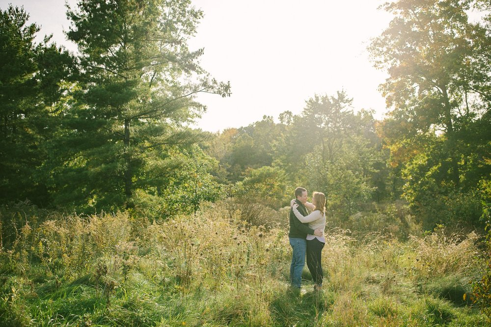 Cleveland Fall Engagement Session at Pattersons Fruit Farm 9.jpg