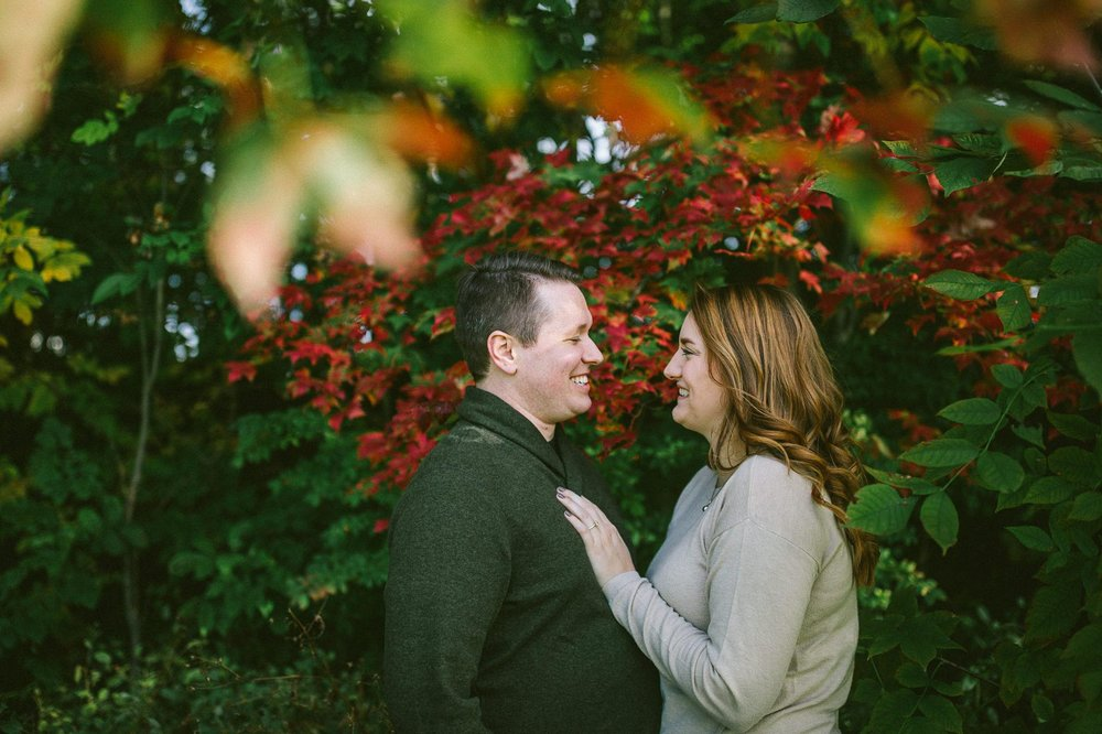 Cleveland Fall Engagement Session at Pattersons Fruit Farm 15.jpg