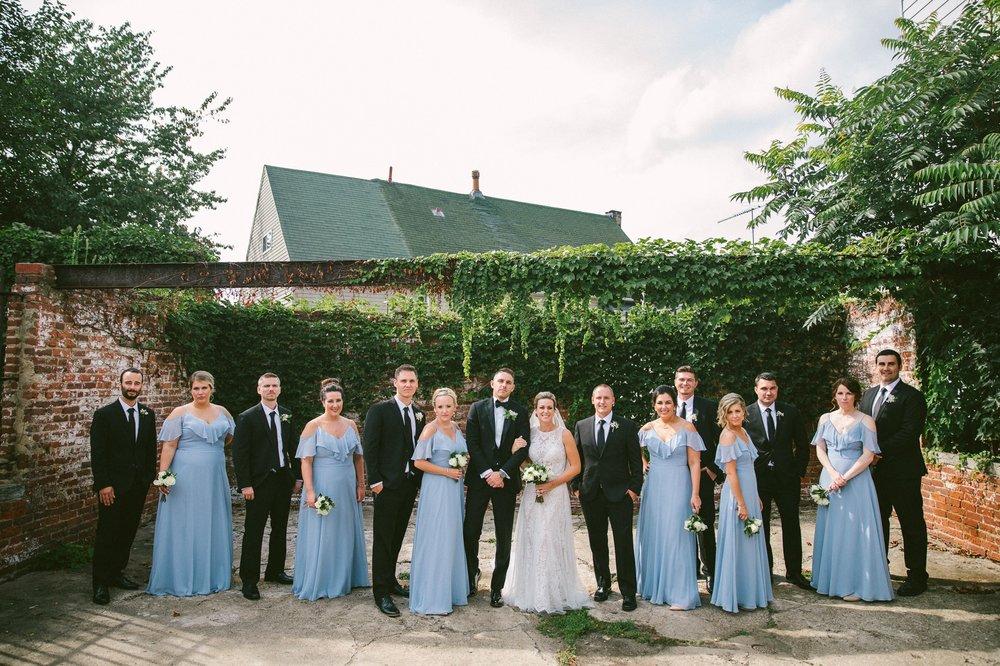 Tudor Arms Cleveland Hotel Wedding Photographer 1 45.jpg